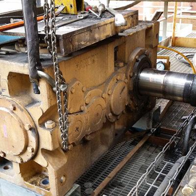 52kg bearing change